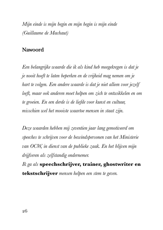 Een Stem Geven Van Letterknecht naar waardenmeester